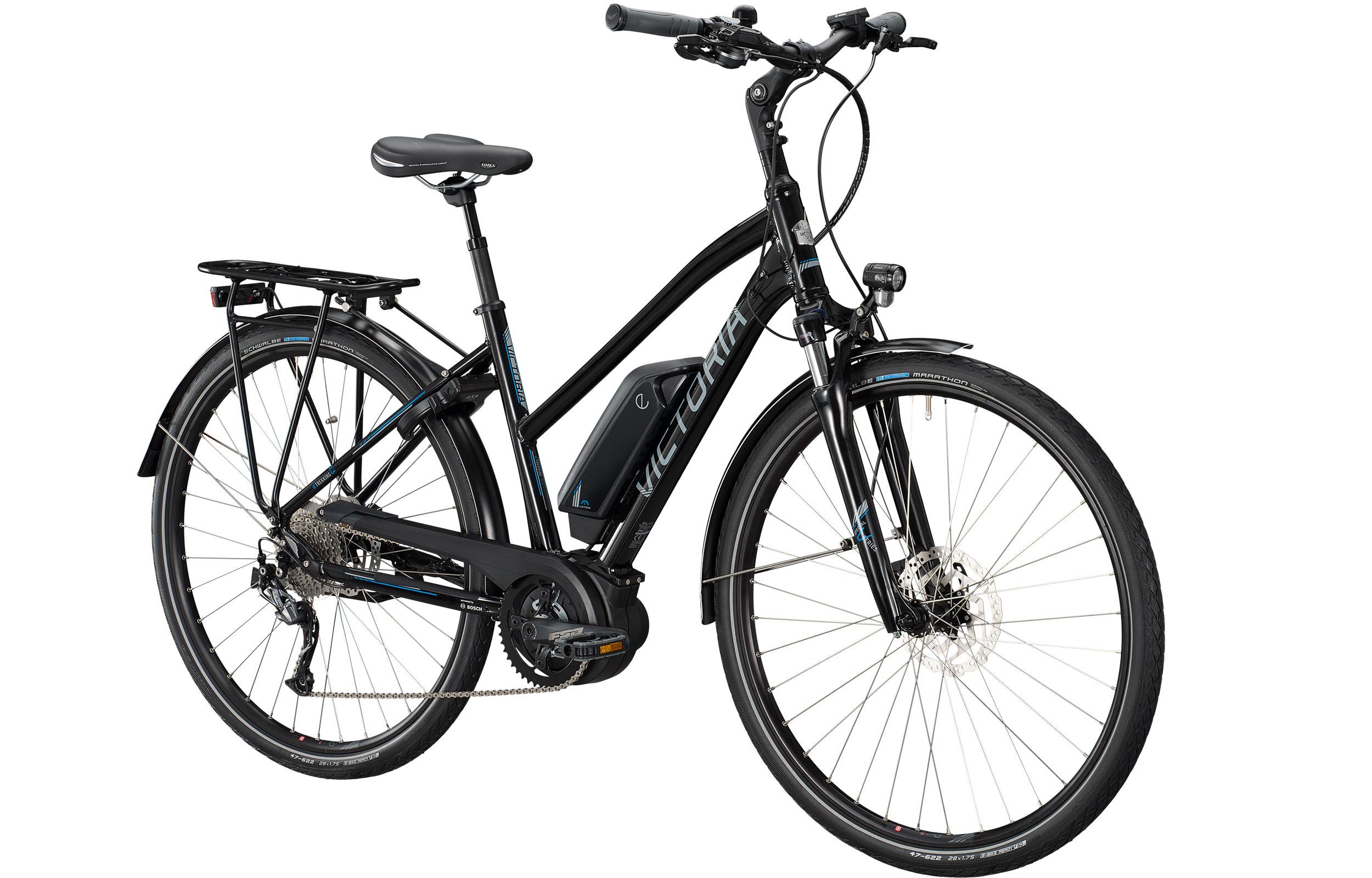 victoria 6 3 e bike trekking modelj 2018 delta bikes. Black Bedroom Furniture Sets. Home Design Ideas