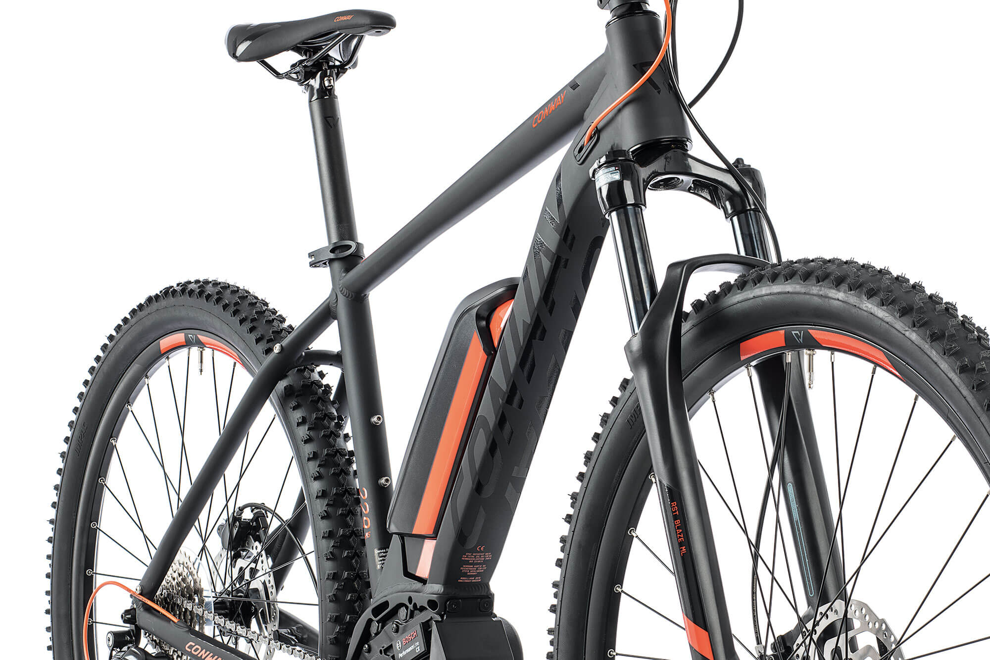 Verwonderend Conway MTB E-bike eMS 229 modelj. 19 - Delta Bikes VA-18