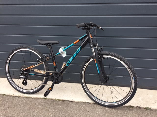 Conway 24 Inch 8 Speed Frame Maat 28cm Delta Bikes