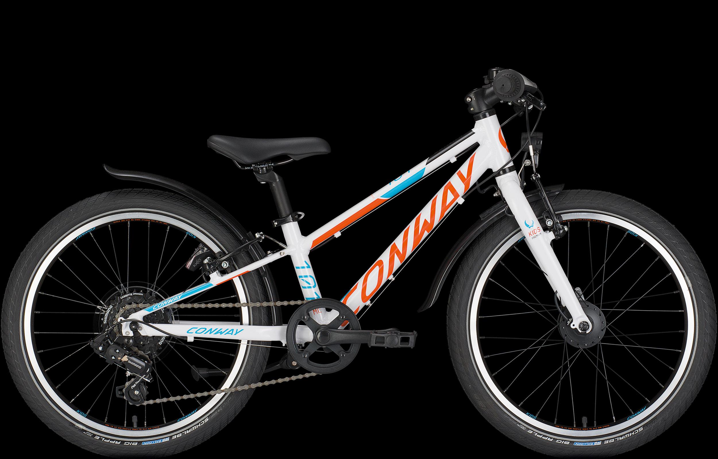 Conway 20 Inch 7versn. Naaf Dynamo Verlichting - Delta Bikes